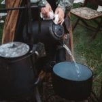 boil water caping